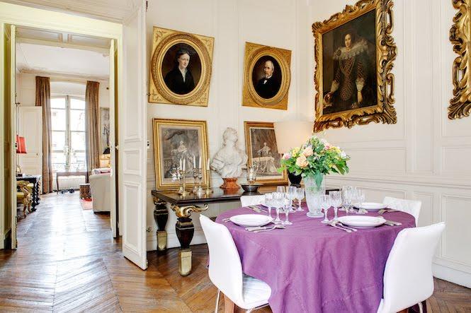 Luxury Apartment Louvre Paris