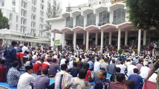 Massa Aksi Diimbau Tak Kaitpautkan Ulah Ahok Dengan Etnis dan Agama Lain