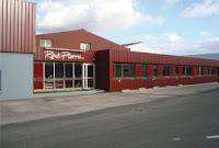 Le magasin d'usine René Pierre à Crissey
