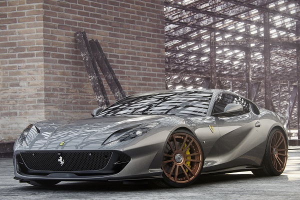 Ferrari 812 Superfast de Wheelsandmore
