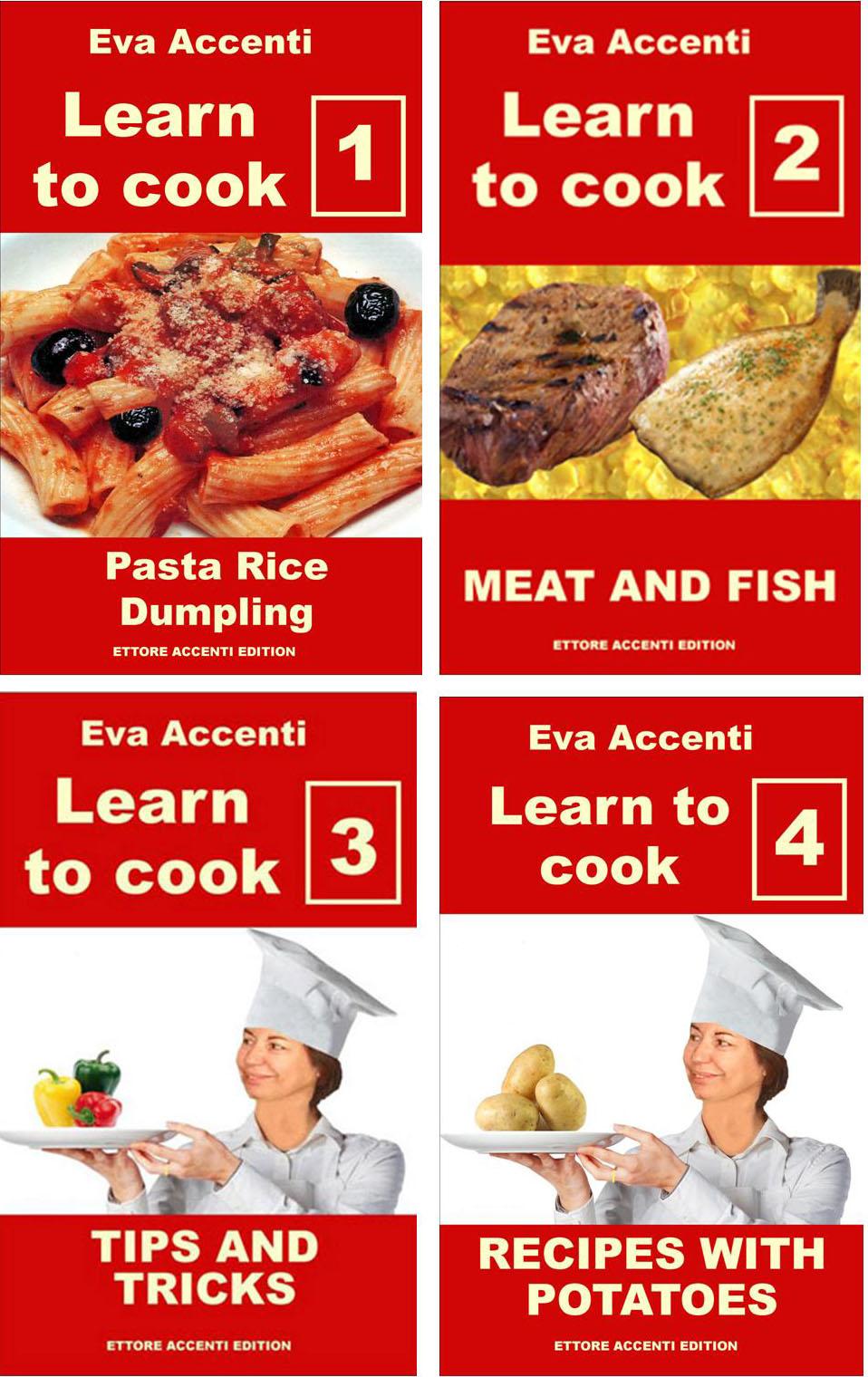 Ettore accenti blog impara a cucinare 8 ebook for Cucinare in inglese