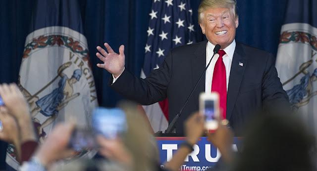 Donald Trump é o vencedor das primárias de New Hampshire