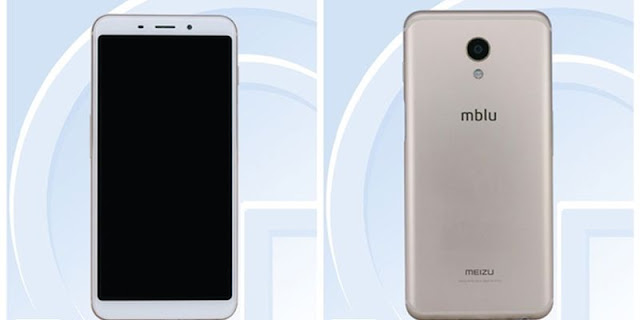Meizu introduced the smartphone