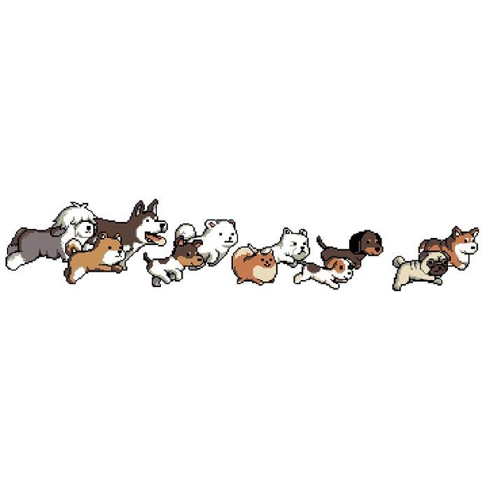 Pixel Dogs Wallpaper Engine Download Wallpaper Engine