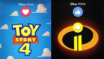 """גיבורים לפני צעצועים: """"צעצוע של סיפור 4"""" נדחה לטובת הקדמת """"משפחת סופר-על 2"""""""