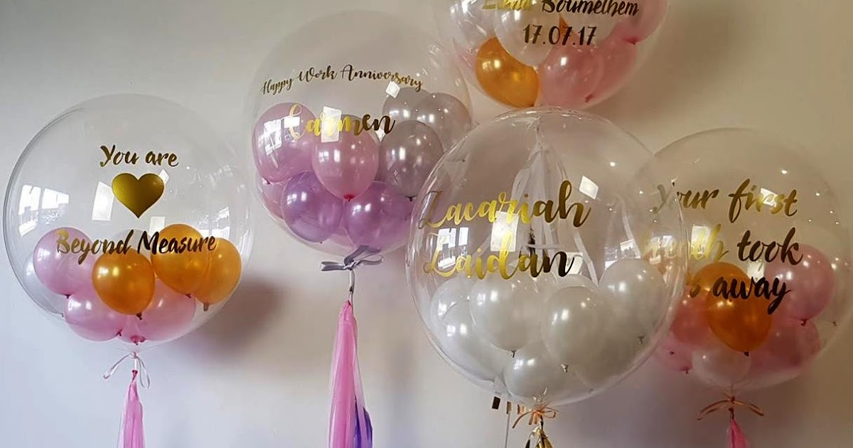 The Very Best Balloon Blog Chris Adamo Invents A 24 Quot Deco