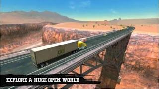Truck Simulation 19 Apk Mod