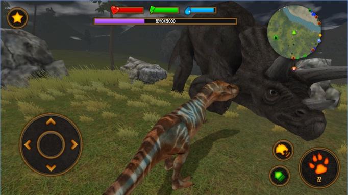 Download Game MOD - Clan of T-Rex APK