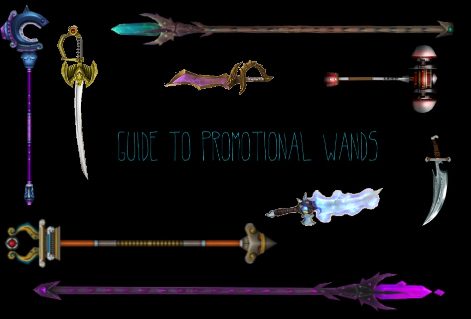 Nordic Champion: Guide to Promotional Wands