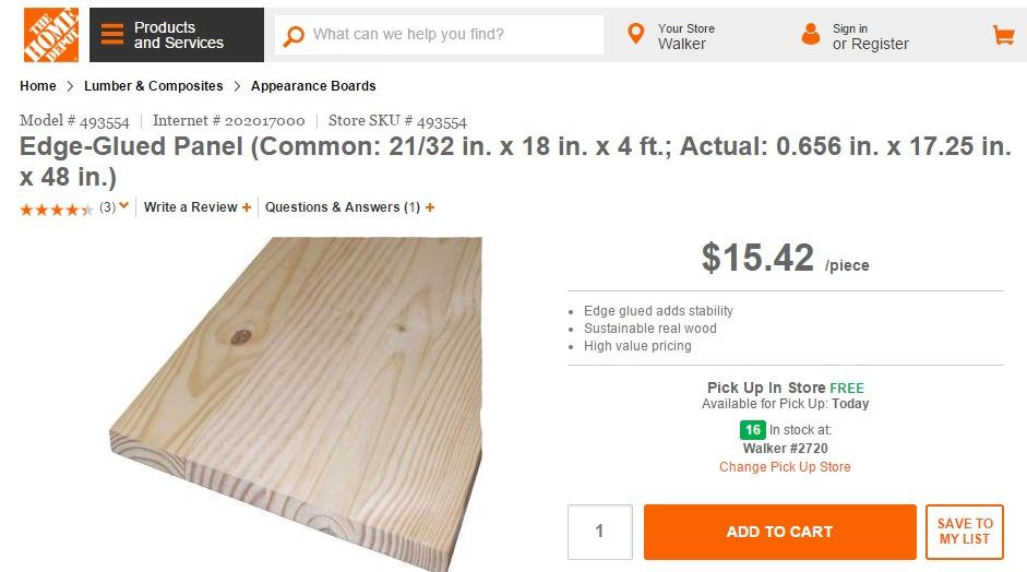 Ikea Restyle: Vittsjo Hack | Restyle It Wright
