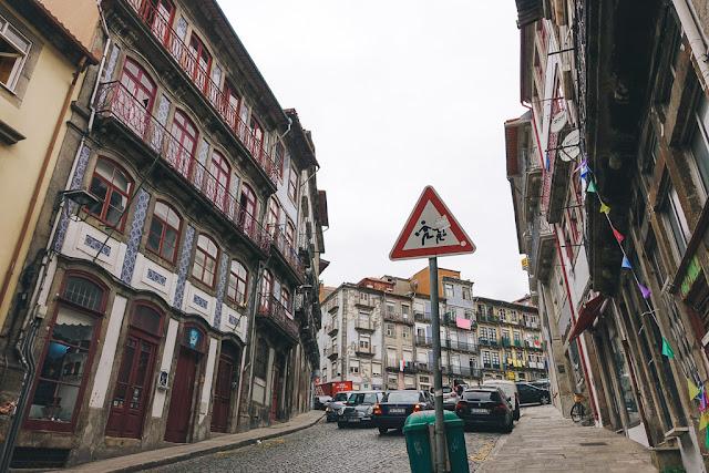 タイパス通り(Rua das Taipas)
