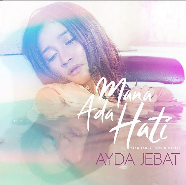 Lirik Lagu Ayda Jebat - Mana Ada Hati (Yang Ingin Trus Disakiti) | OST Asalkan Dia Bahagia