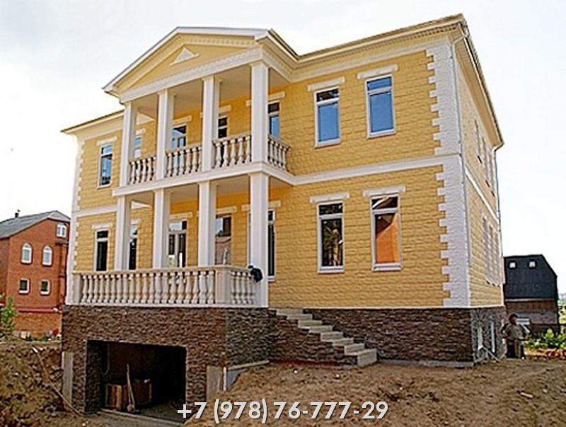 Индивидуальные дома в Крыму
