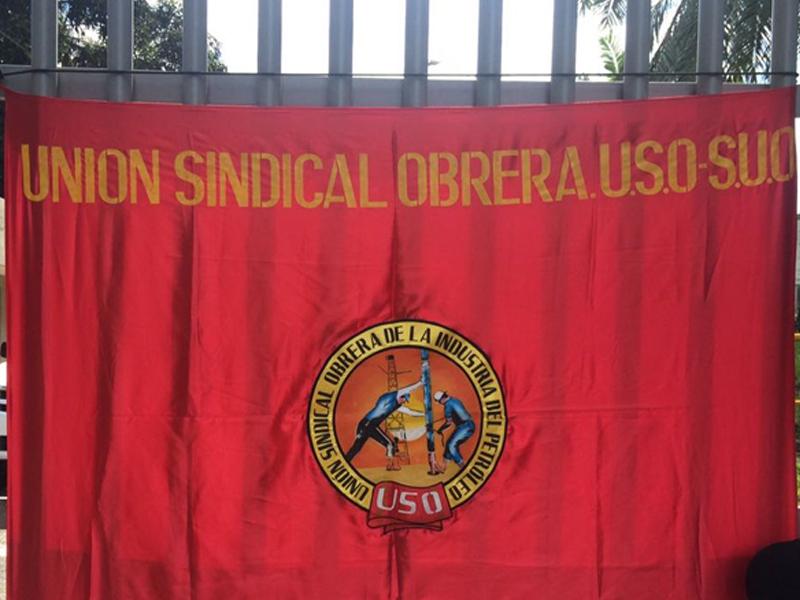 Con sanción a seis dirigentes de la USO, Ecopetrol acelera la persecución sindical