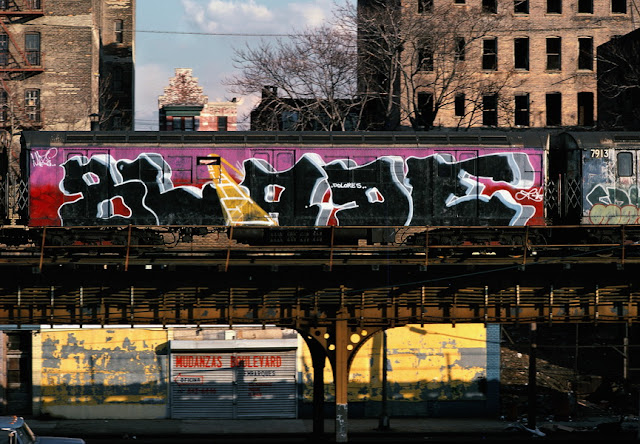 Grafitti In New York 2016 graffiti supplies