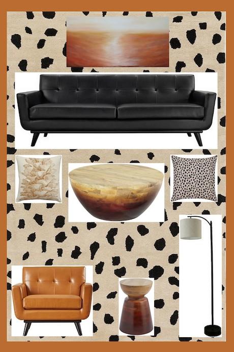 Gafunkyfarmhouse This N That Thursdays Dalmatian Print