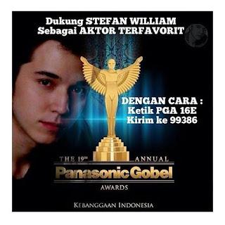 biodata steven william award