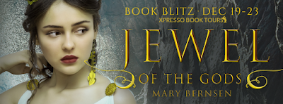 Excerpt: Jewel of the Gods by Mary Bernsen