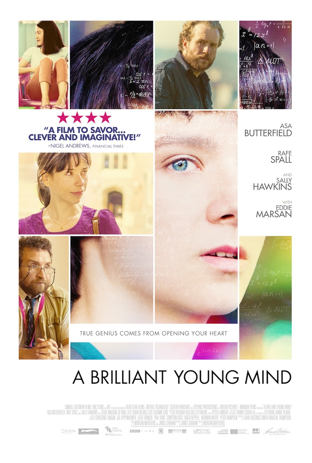 A Brilliant Young Mind 2015 - Full (HD)