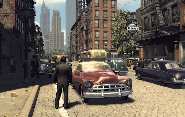 Mafia 2 PC Game Full Version Free Download Now