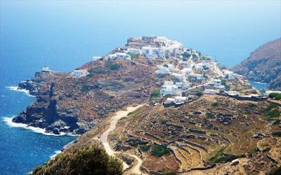 Σίφνος: Ένα νησί με πολλά μυστικά, που έχει πολλά να πει και να δείξει