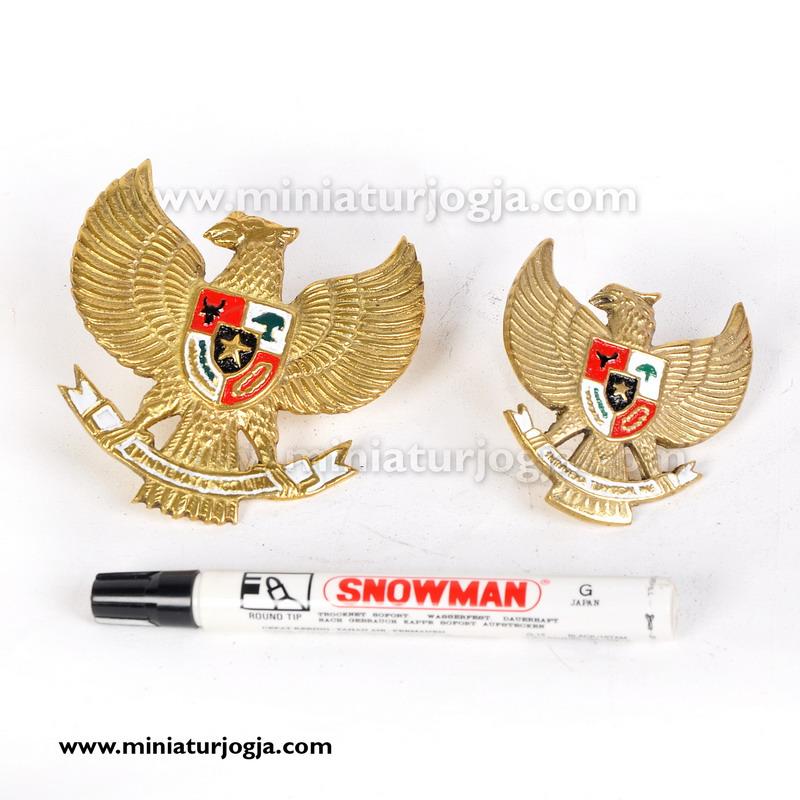 86 Gambar Miniatur Garuda Pancasila Paling Bagus