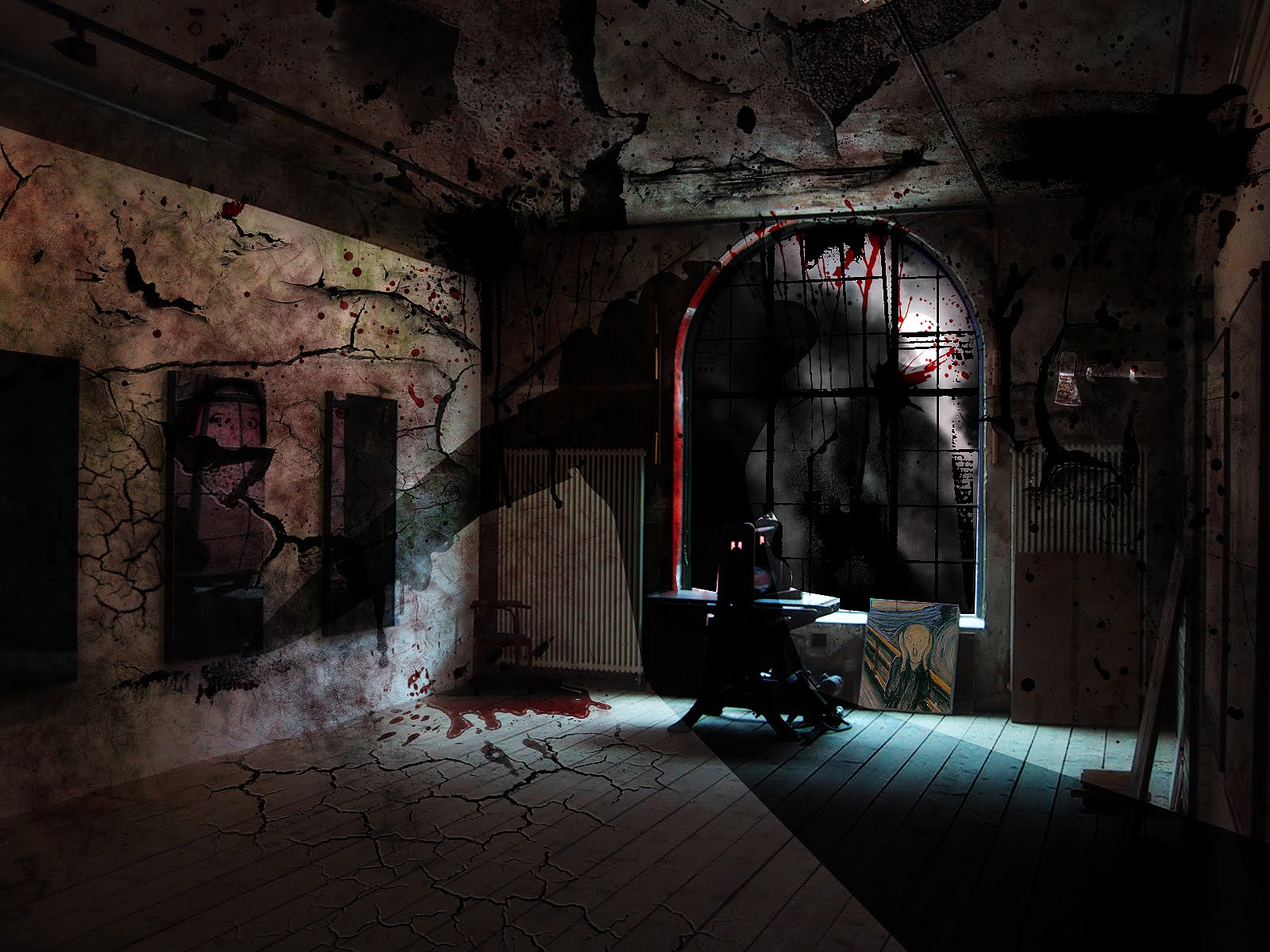 House Dark Room Genre