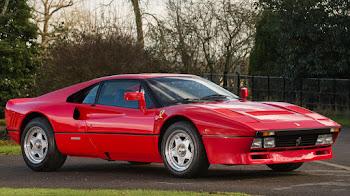 Historia del Ferrari 288 GTO que solo ha recorrido 729 Km