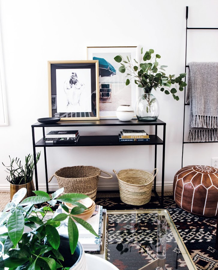 decoracion-salon-estilo-mid-century