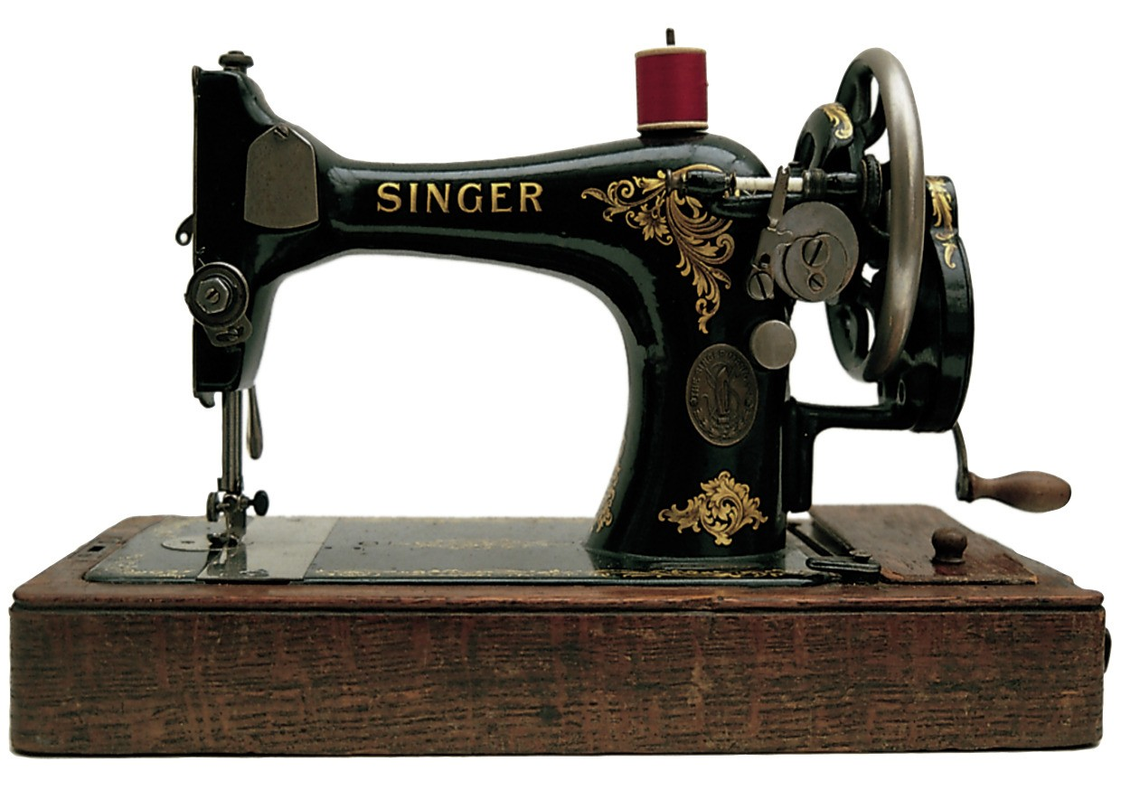 Blog To Express My Mothers Singer Sewing Machine