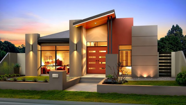 Desain Rumah Minimalis Sederhana dan Modern