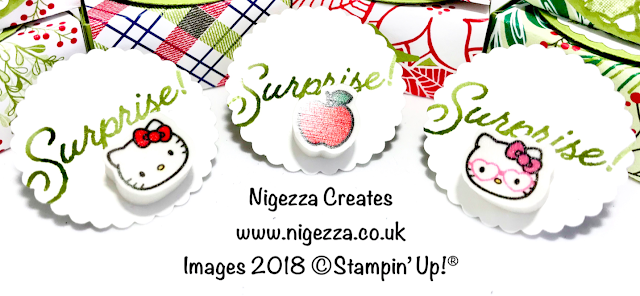 Pootles Team Swaps: Matchbox Gift Box Nigezza Creates