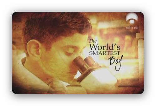 El niño más inteligente del mundo (2009) DVDRip Castellano