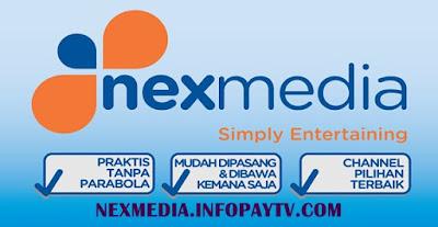 Promo Nexmedia Terbaru Bulan Maret 2016