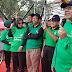 Kopdar Nasional KAHMI Gelar Acara Jalan Sehat Berhadiah Umroh