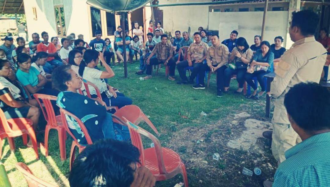 Tanah Warga Likupang Diserobot, Ketua DPD AJO Sulut Bertindak