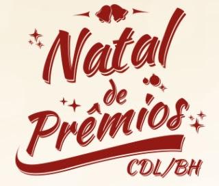Cadastrar Promoção CDL BH Natal 2017 de Prêmios Carros Motos