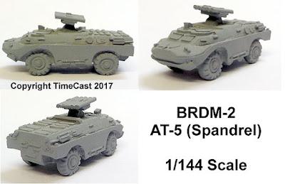 BRDM-2 AT-5