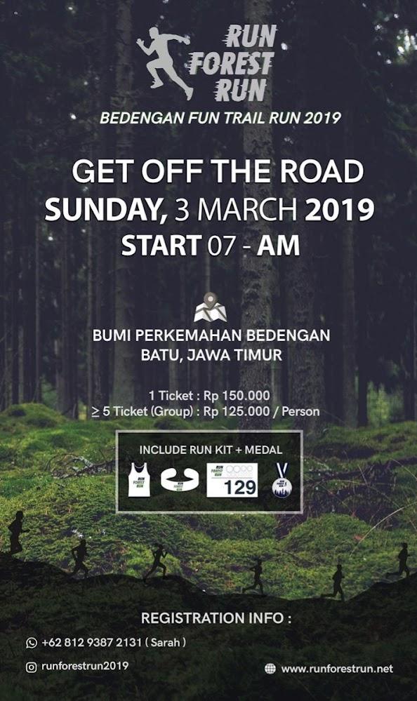 Run Forest Run • 2019