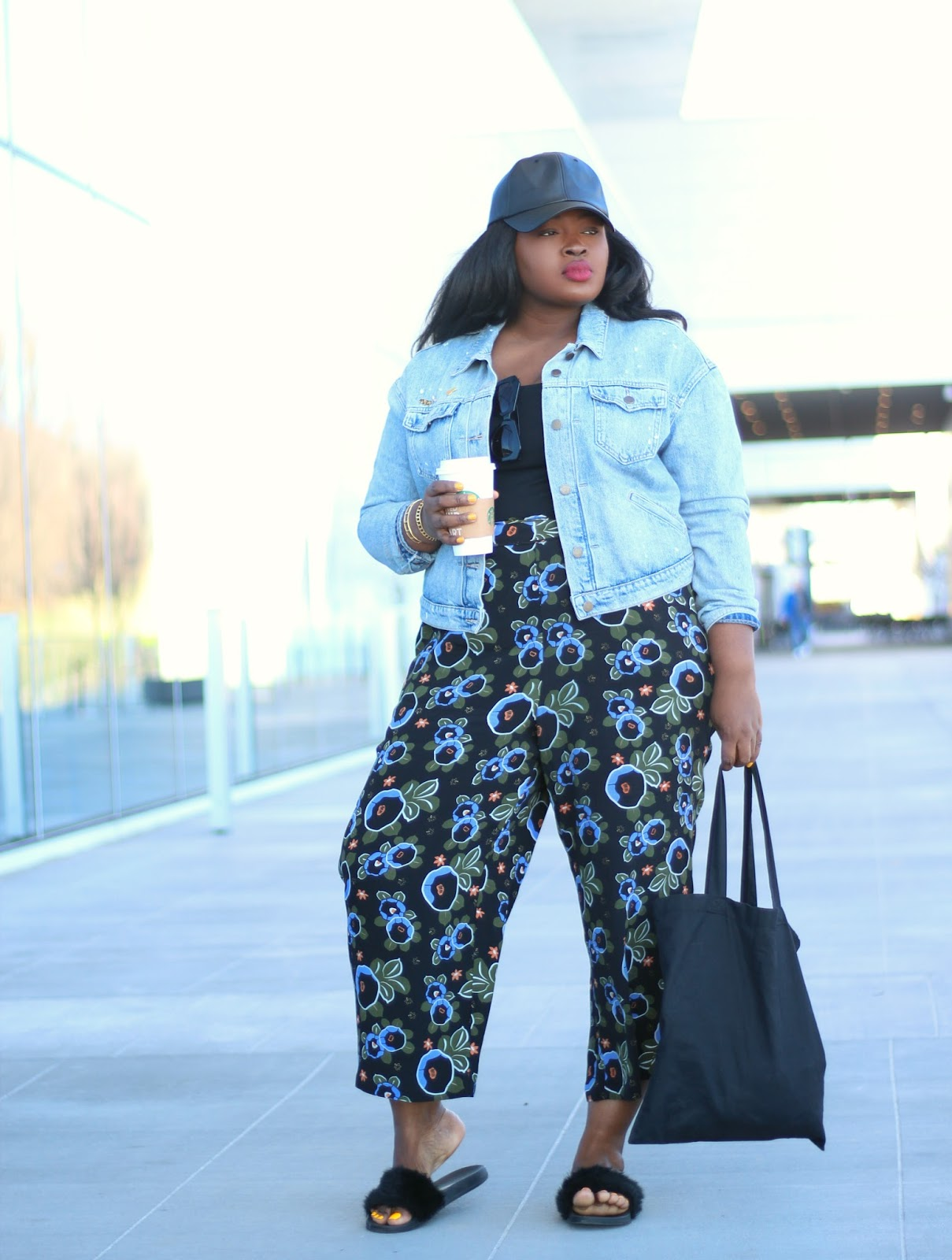 2 WAYS TO WEAR PRINTED PANTS
