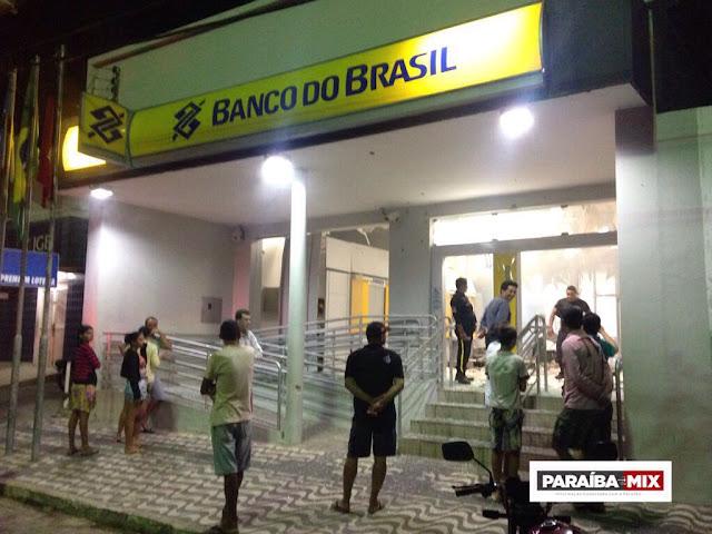 Resultado de imagem para imagens do banco do brasil da cidade deserra branca pb