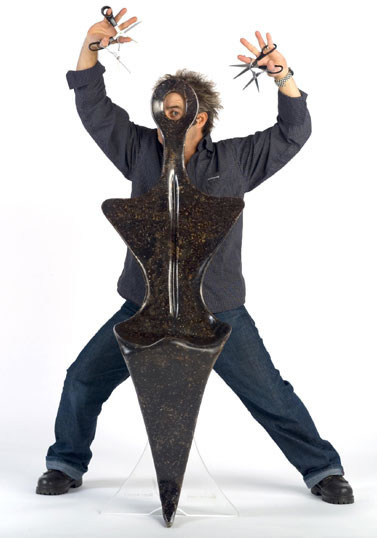 Unusual Designs and Products Created with Hair (15) 7