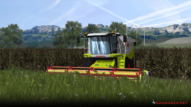 Farming Simulator 2011 Gameplay Screenshot 4