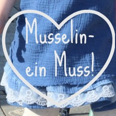 Musselin Linkparty