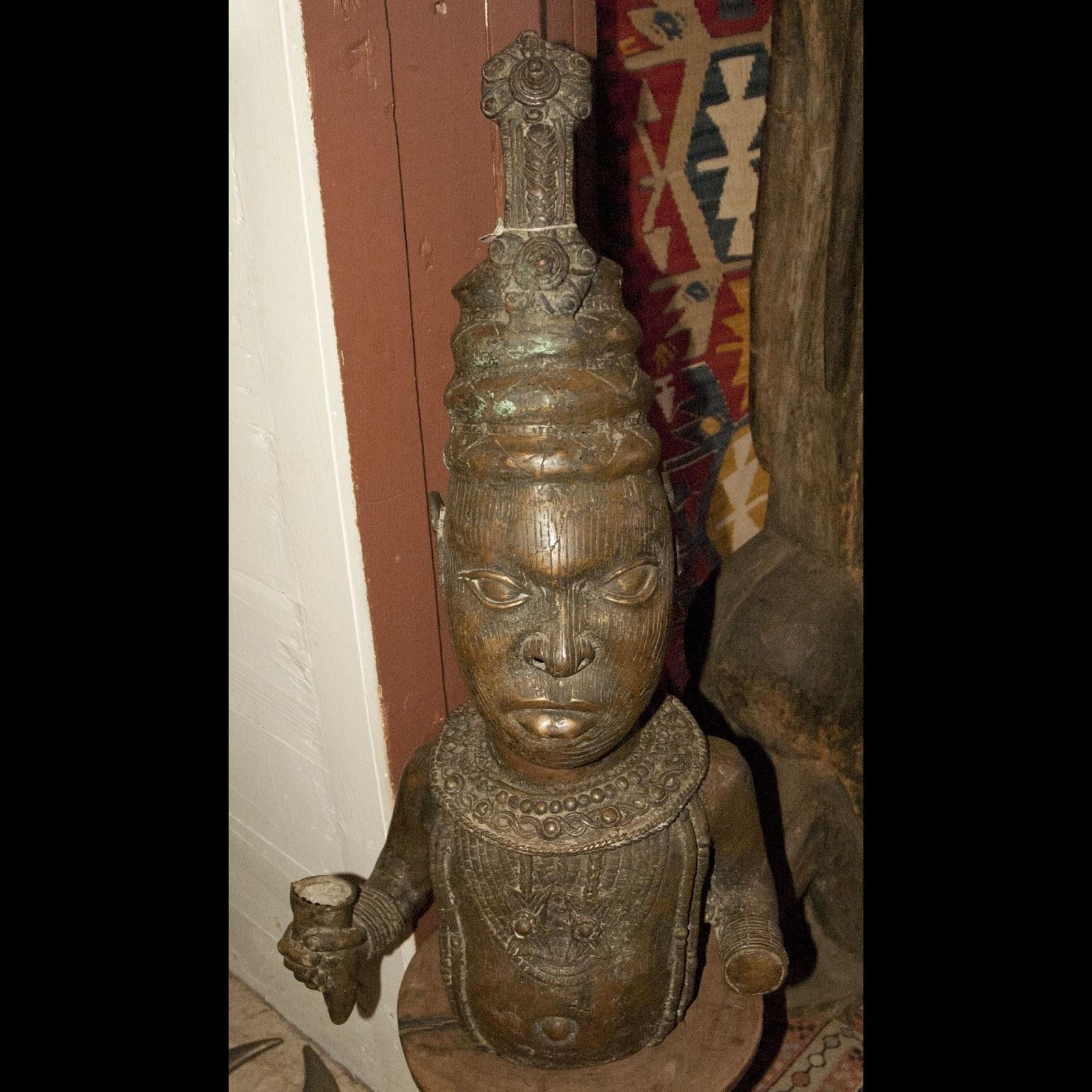 African Sculpture: The People's Blog: Yoruba And Benin Tribal Arts (part 1