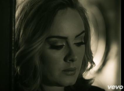 Adele Hello MVs Make Up Inspired