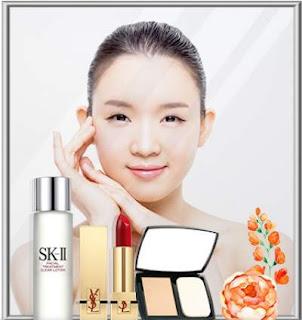 bisnis produk perawatan dan kecantikan secara online