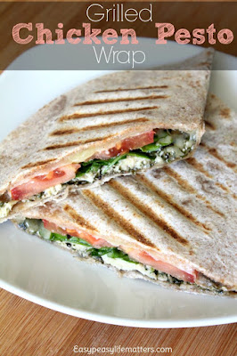 http://easypeasylifematters.com/recipes/quick-meals/grilled-chicken-pesto-wrap/