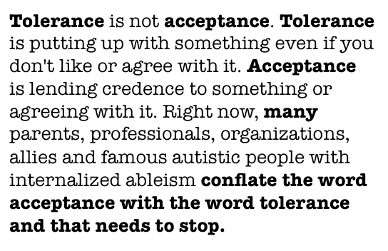 intersected autism essays recalibrating autism acceptance in the autism conversation the demand for acceptance is false if acceptance means the exclusion or objectification of people of every intersected
