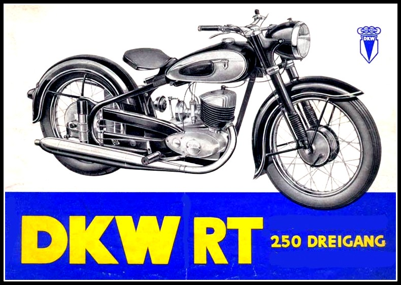 perrasmotornostalgi dkw motorcyklar. Black Bedroom Furniture Sets. Home Design Ideas
